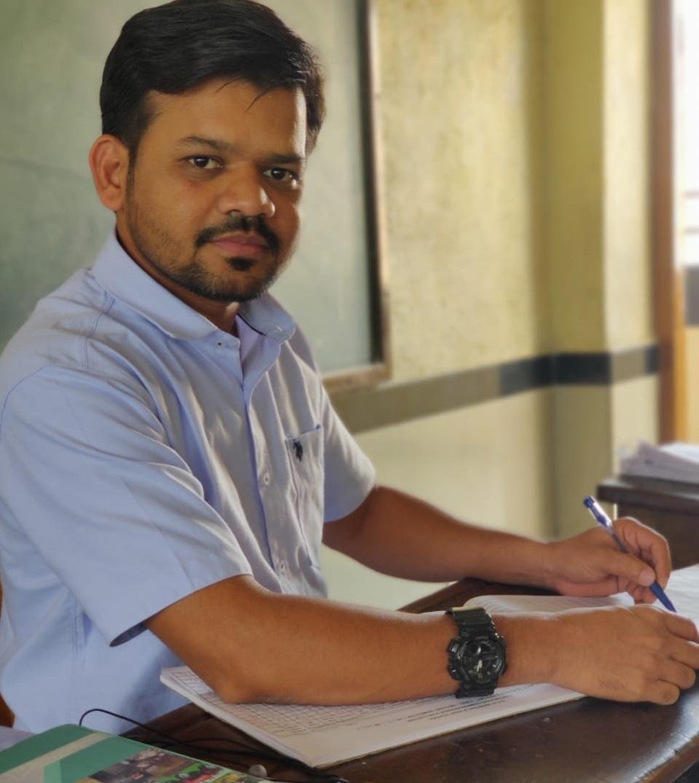 Mr. Dnyaneshwar Patil